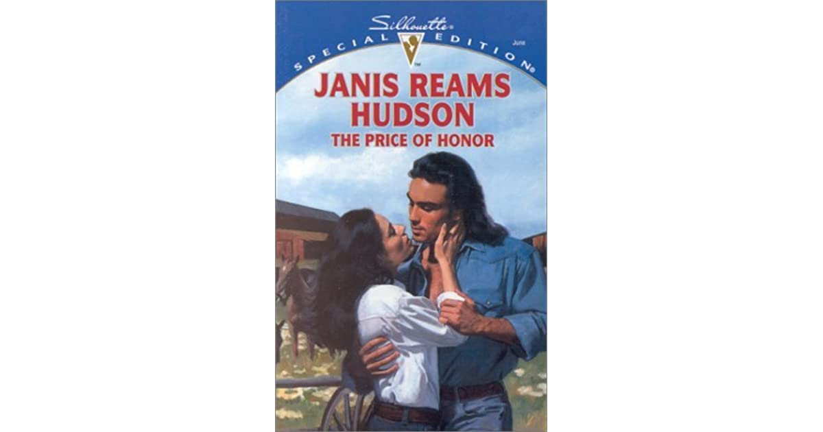 The Price Of Honor By Janis Reams Hudson