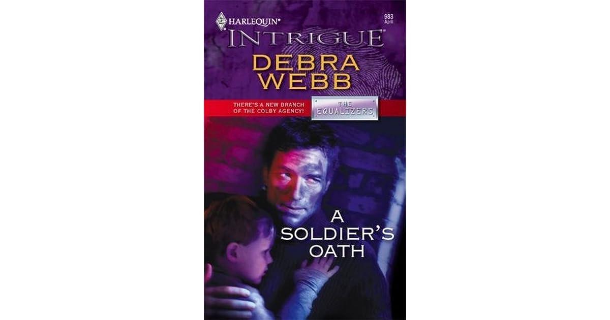 A Soldiers Oath Colby Agency 26 By Debra Webb