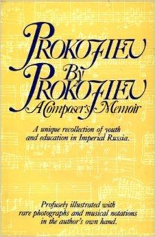 Prokofiev by Prokofiev Cover Art