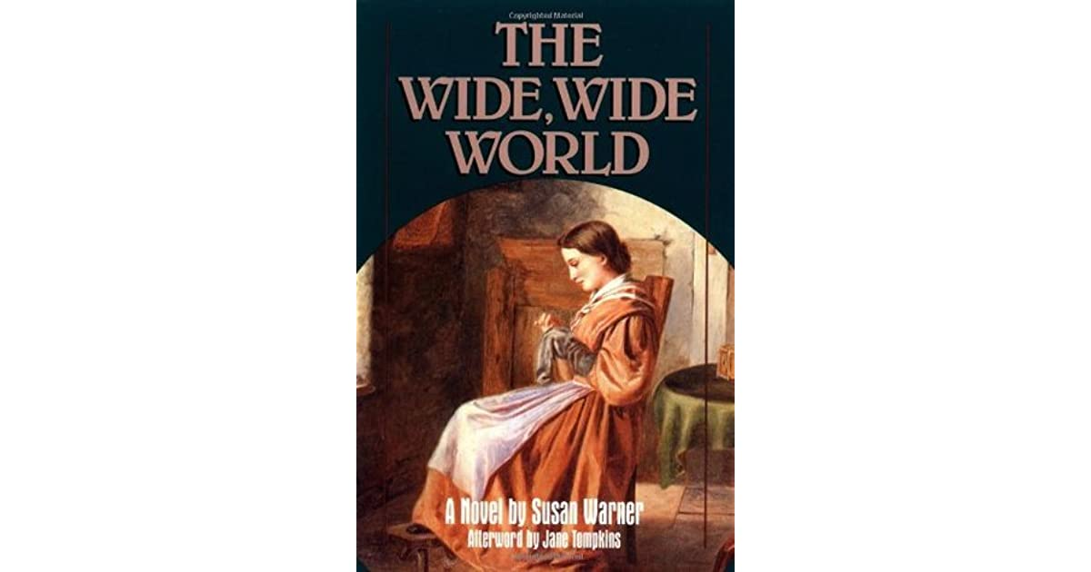 the wide wide world first edition
