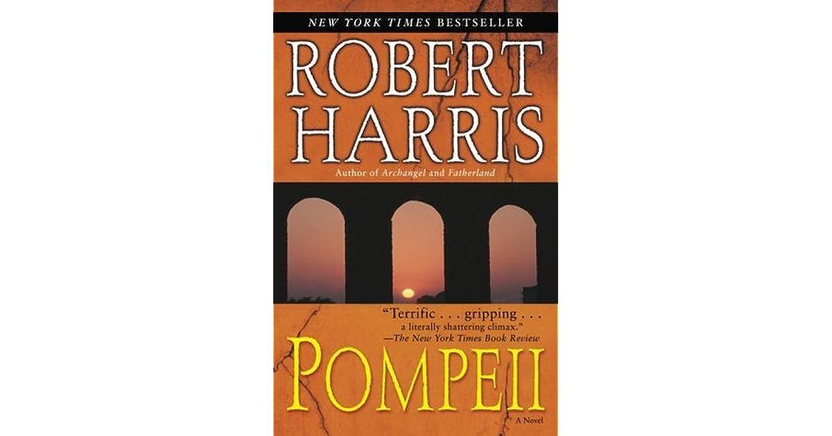 pompeii robert harris movie