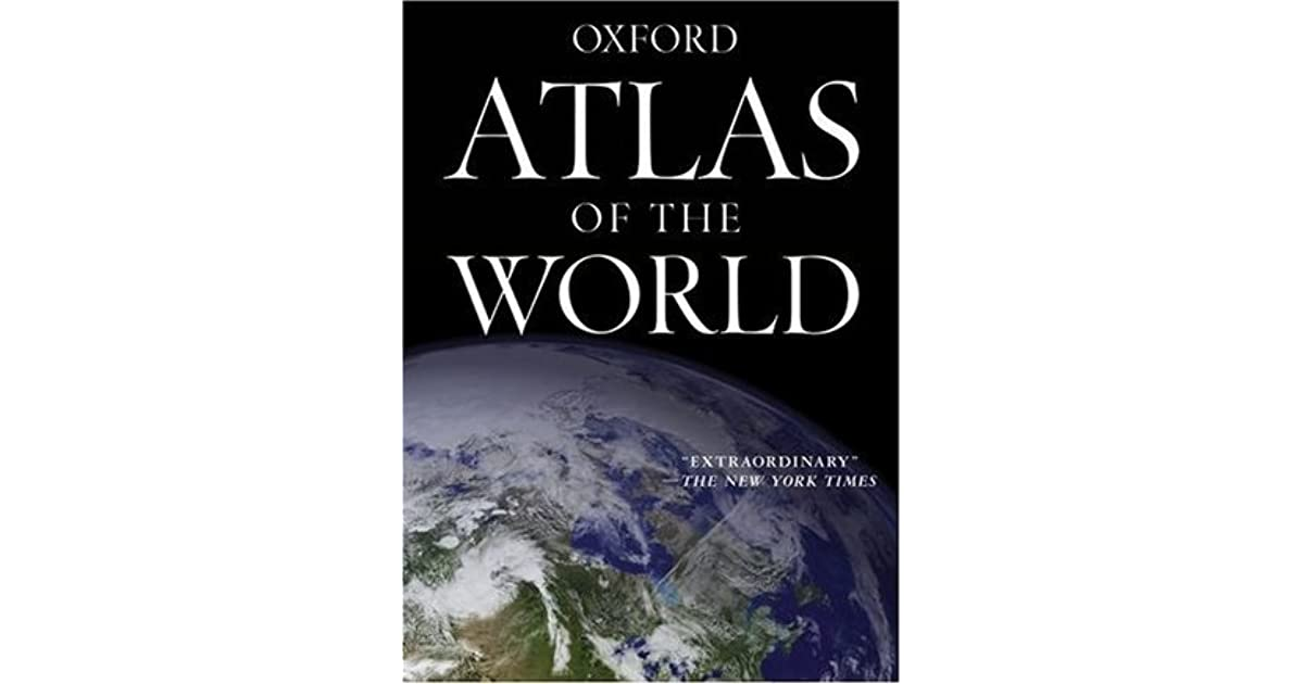 Oxford atlas of the world by oxford university press gumiabroncs Images