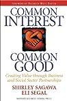 Common Interest, Common Good by Shirley Sagawa