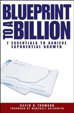 blueprint to a billion