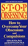Stop Obsessing! by Edna B. Foa