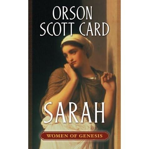 Sarah women of genesis 1 by orson scott card fandeluxe Choice Image