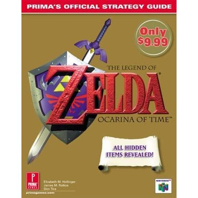 The Legend of Zelda: Ocarina of Time - Prima's Official