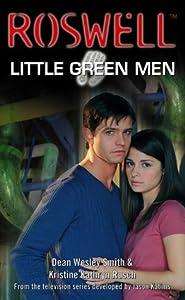 Little Green Men (Roswell, #3)