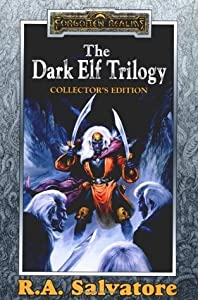The Dark Elf Trilogy Collector's Edition (Forgotten Realms: Dark Elf Trilogy, #1-3; Legend of Drizzt, #1-3)