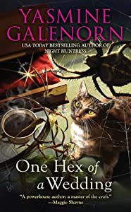 One Hex of a Wedding (Chintz 'n China #5)