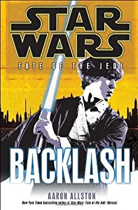 Fate of the Jedi: Backlash (Star Wars: Fate of the Jedi, #4)
