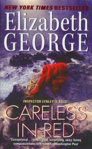 Careless In Red Inspector Lynley 15 By Elizabeth George