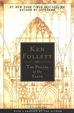 The Pillars of the Earth (Kingsbridge, #1)