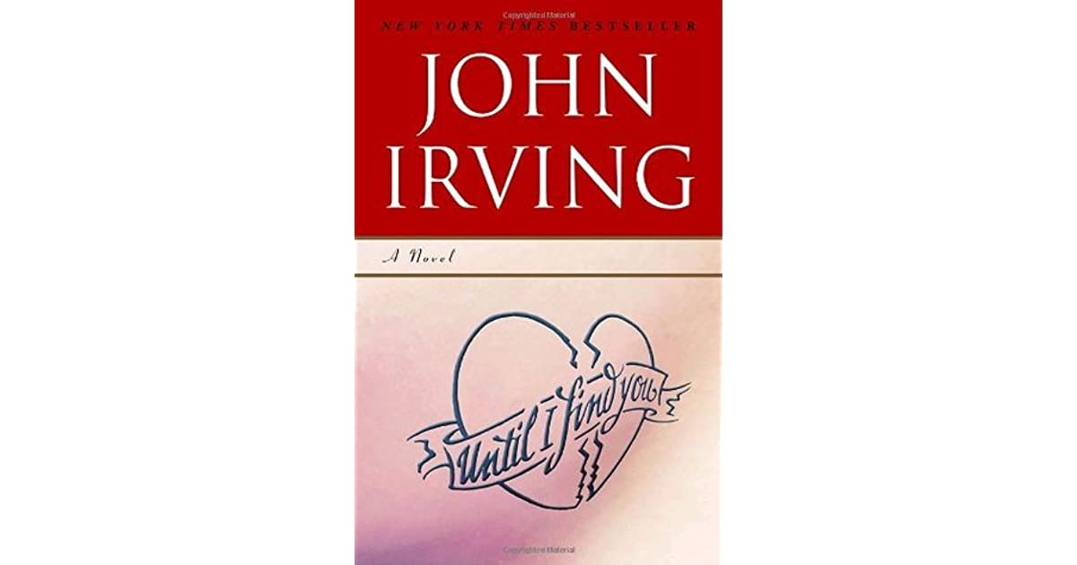an analysis of john irving s a Essays and criticism on john irving - critical essays  john irving american  literature analysis (masterpieces of american literature) print print document.