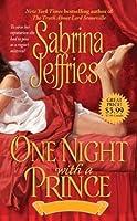 One Night with a Prince (Royal Brotherhood, #3)