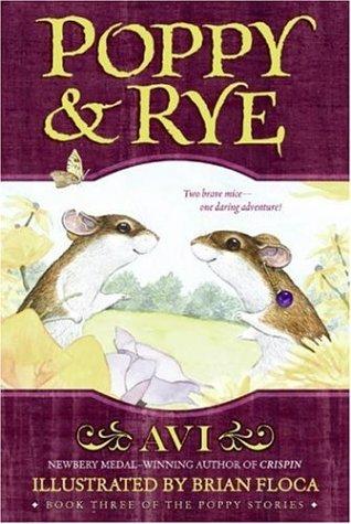 Poppy and RyebyAviBrian Floca Illustrations