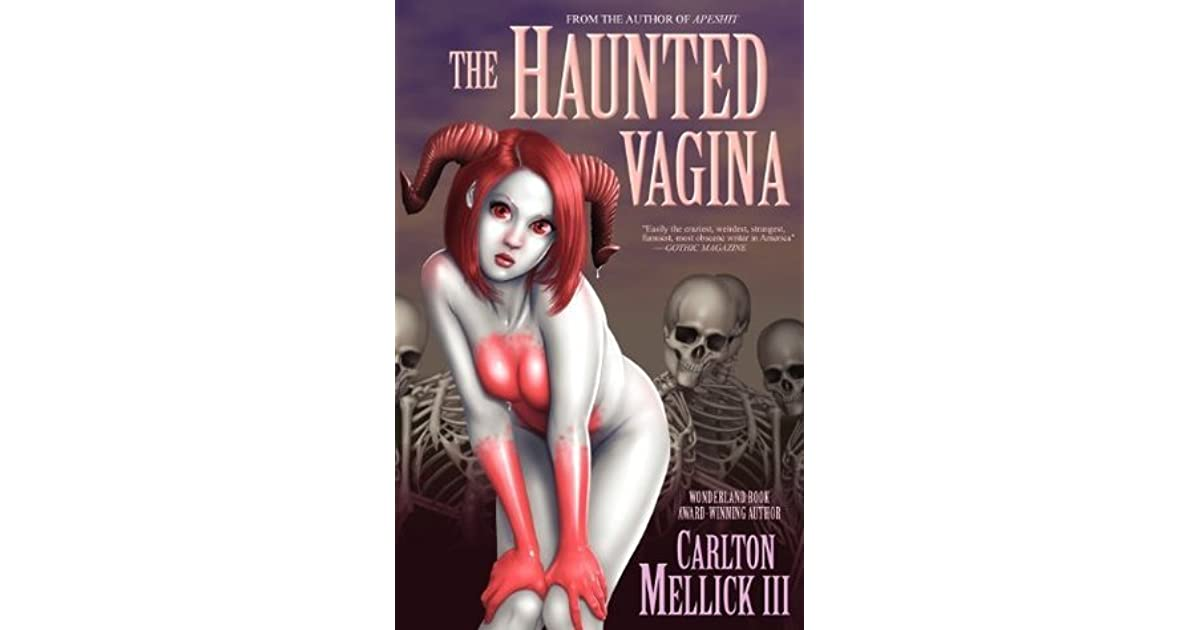 The Haunted Vagina by Carlton Mellick III