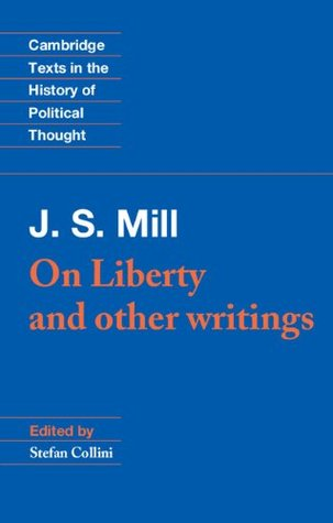 On Liberty and Other Writings