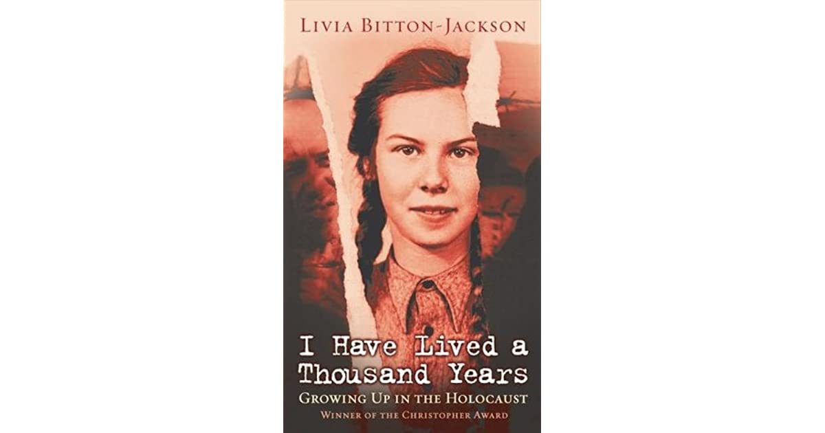 an analysis of i have lived a thousand years by livia britton jackson Read i have lived a thousand years by livia bitton-jackson by livia bitton-jackson for free with a 30 day free trial read ebook on the web, ipad, iphone and android.