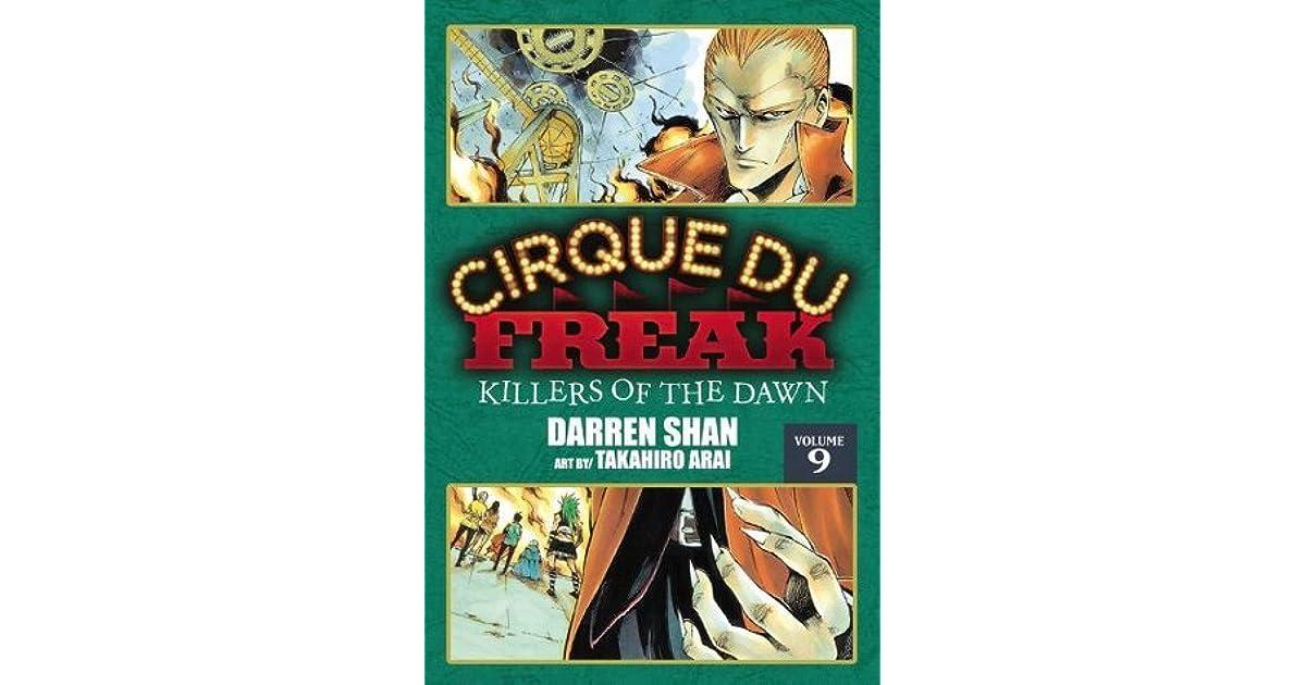 essay on cirque du freak