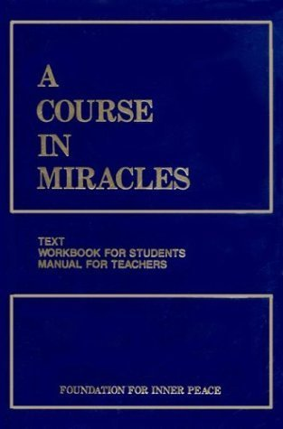 Course in Miracles  Combined Volume 3e, A - Helen Schucman