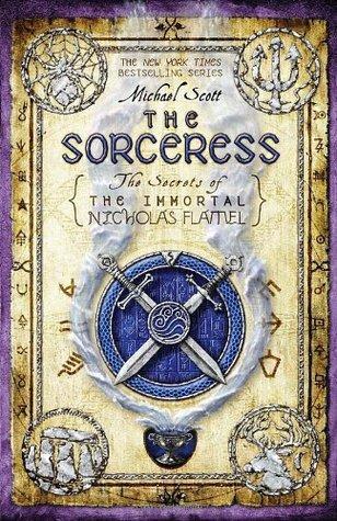 The Sorceress by Michael Scott