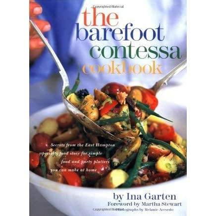 The barefoot contessa cookbook by ina garten reviews discussion bookclubs lists - Barefoot contessa cooking show ...