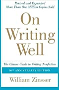 On Writing Well: The Classic Guide to W…