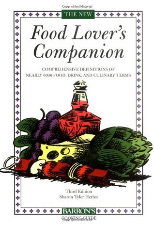 The Food Lover's Companion (Barron's Cooking Guide)