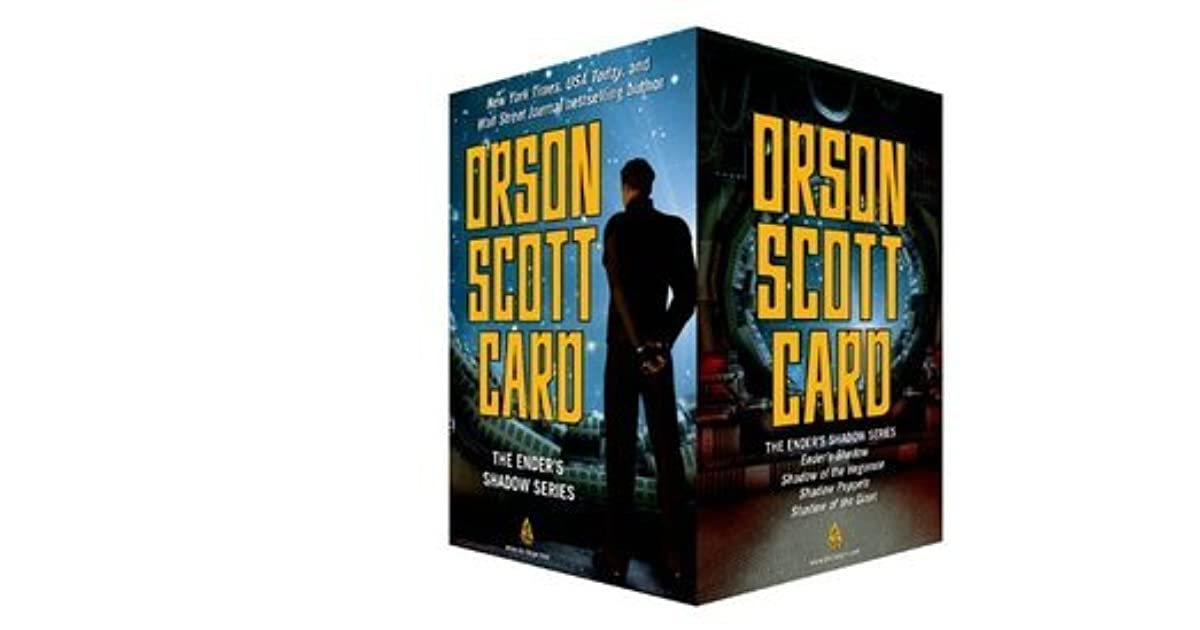 The Enders Shadow Series Box Set By Orson Scott Card