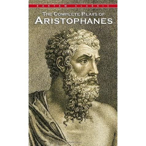 why did aristophanes write lysistrata