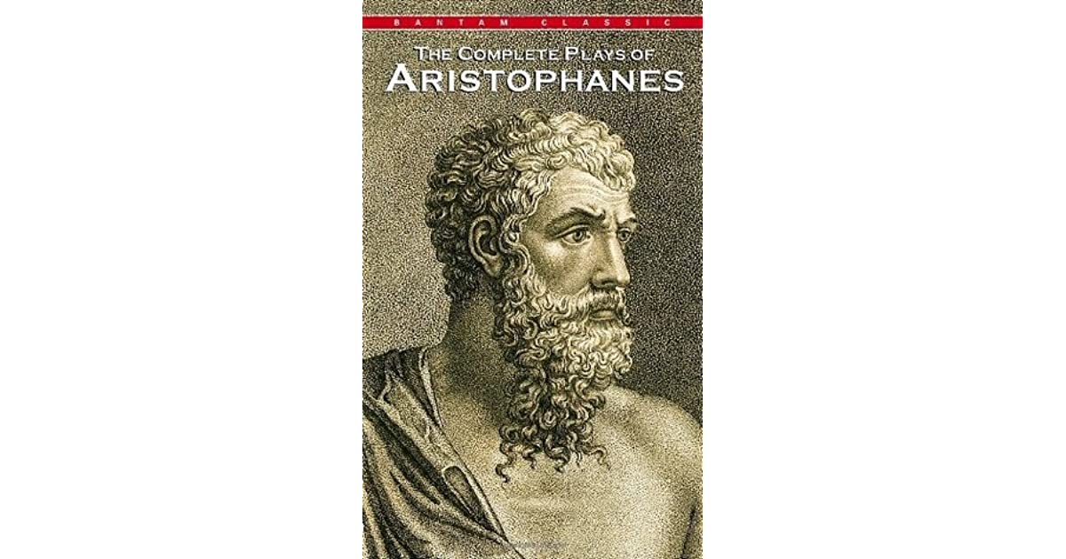 The common misconception on lysistrata a play by aristophanes