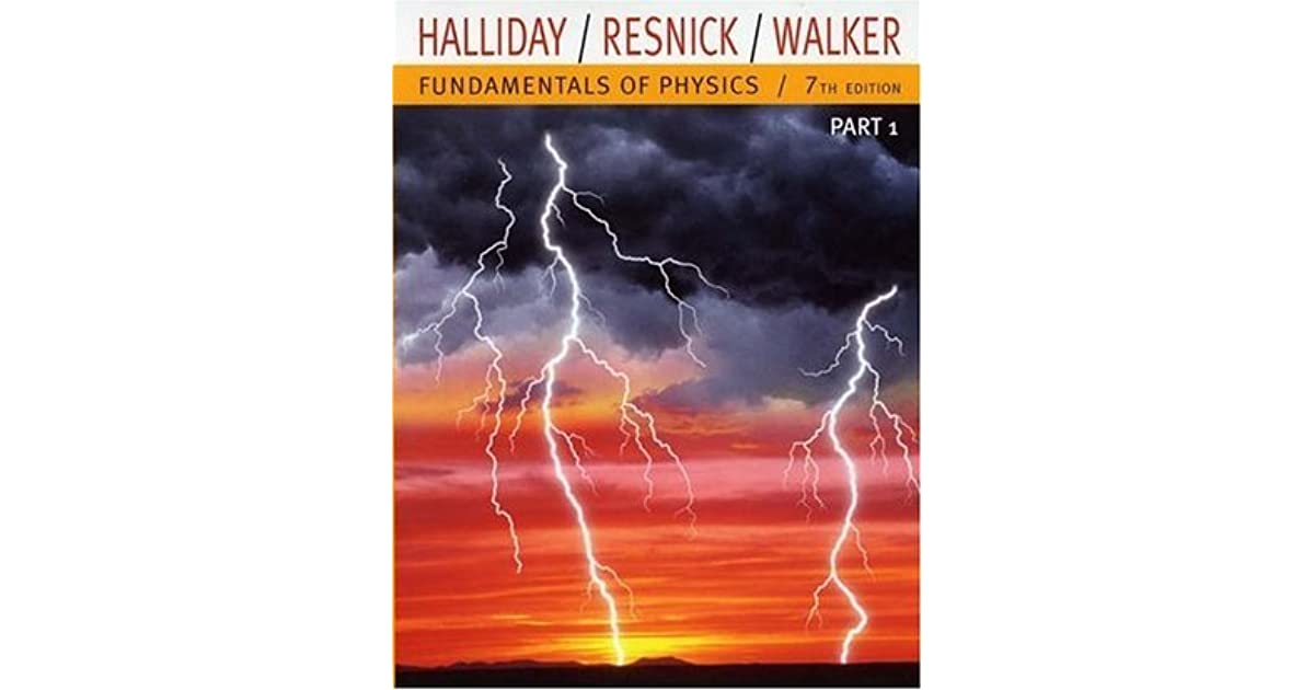 Halliday Resnick Walker 9th Edition Solutions Pdf