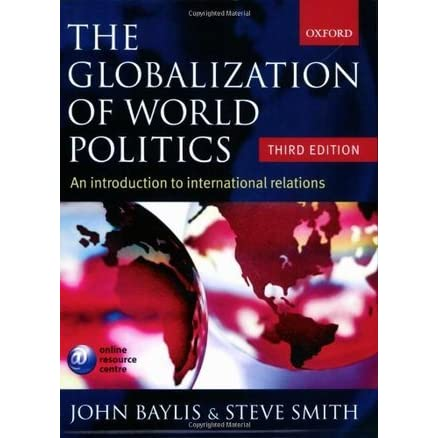 an introduction to the analysis of world politics The globalization of world politics: an introduction to international relations, 2011, 636 pages, john baylis, steve smith, patricia owens, 0199569096, 9780199569090.