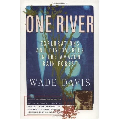 One river by wade davis fandeluxe Image collections