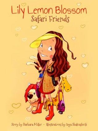Safari Friends (Lily Lemon Blossom)