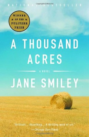 "Book cover of ""A Thousand Acres"" by Jane Smiley"