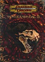 Monster Manual III (Dungeons & Dragons Edition 3.5)