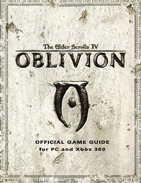 elder scrolls iv oblivion official game guide for pc and xbox 360 rh goodreads com Vahtacen's Secret Oblivion Xbox 360 Oblivion Xbox 360 Secrets