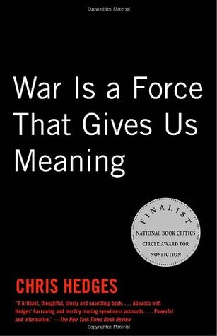 War Is a Force That Gives Us Meaning ebook review