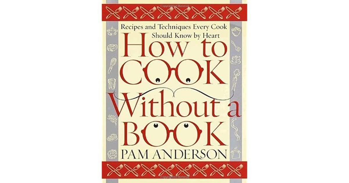 i know how to cook book