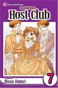 Ouran High School Host Club, Vol. 7 (Ouran High School Host Club, #7)