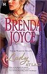 A Lady At Last (deWarenne Dynasty, #7)