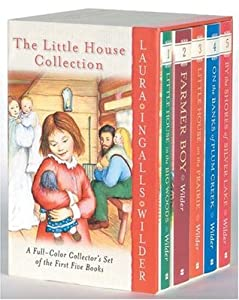 The Little House Collection (Little House, #1-5)