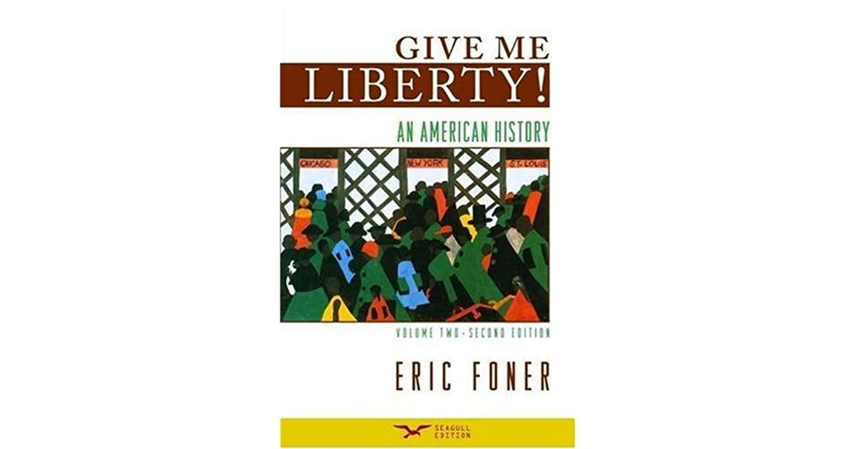 Give Me Liberty! - PowerPoint PPT Presentation