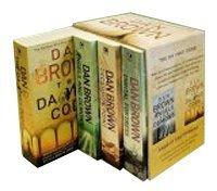 Dan Brown Boxed Set: Digital Fortress / Deception Point / Angels and Demons / The Da Vinci Code