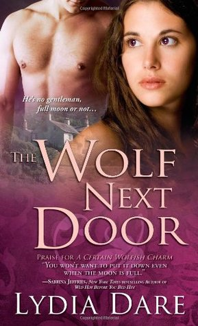 The Wolf Next Door by Lydia Dare