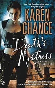 Death's Mistress (Dorina Basarab, #2)