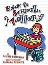 Back to School, Mallory (Mallory McDonald, #2)