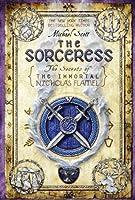 The Sorceress (The Secrets of the Immortal Nicholas Flamel, #3)